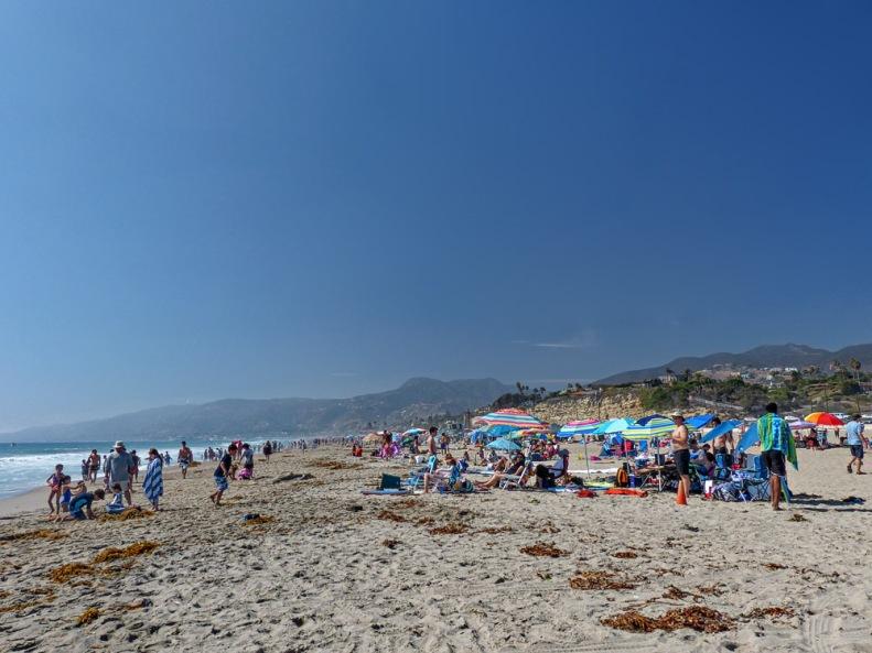 A beach near Ventura